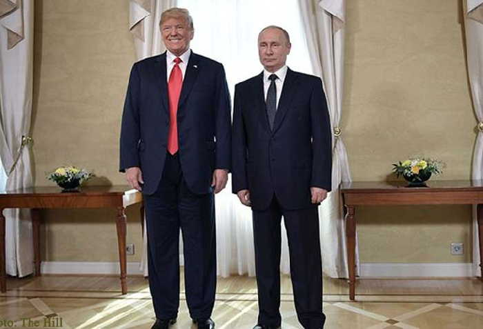 rusia, estados unidos, donald trump, vladimir putin, rusia-eeuu