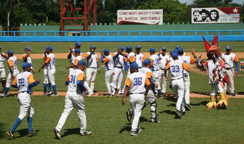 Béisbol, Sancti Spíritus, Santiago, Gallos 58 snb