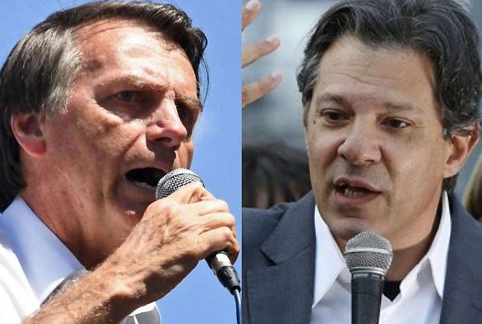 brasil, fernando haddad, brasil elecciones, jair bolsonaro
