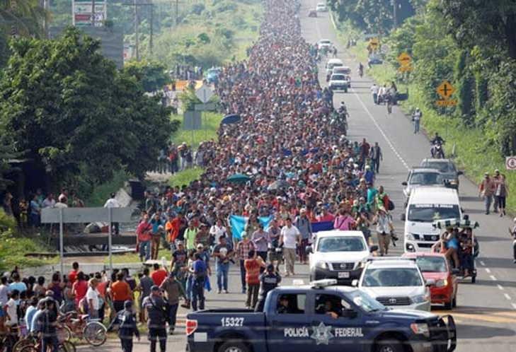 estados unidos, inmigrantes, donald trump, migrantes, centroamerica