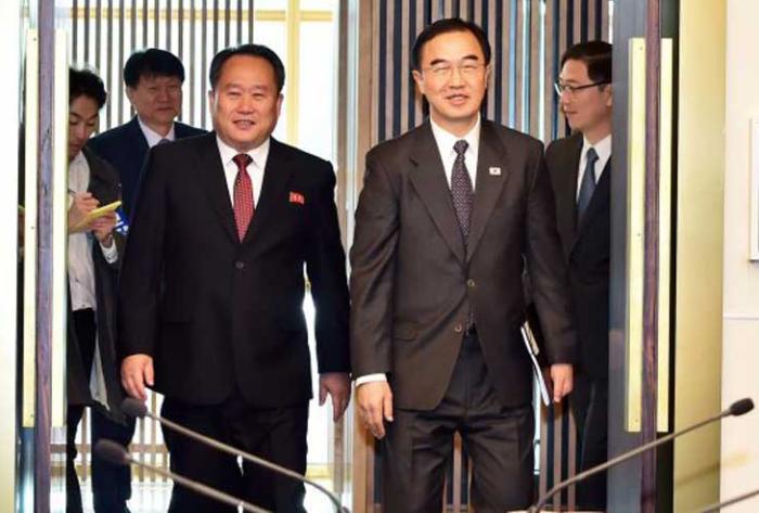 corea del norte, corea del sur, republica popular democratica de corea