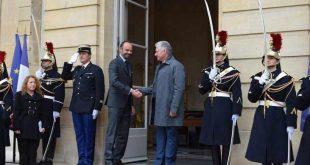 cuba, francia, miguel diaz-canel, presidente de cuba