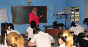 enseñanza tecnico profesional, sancti spiritus