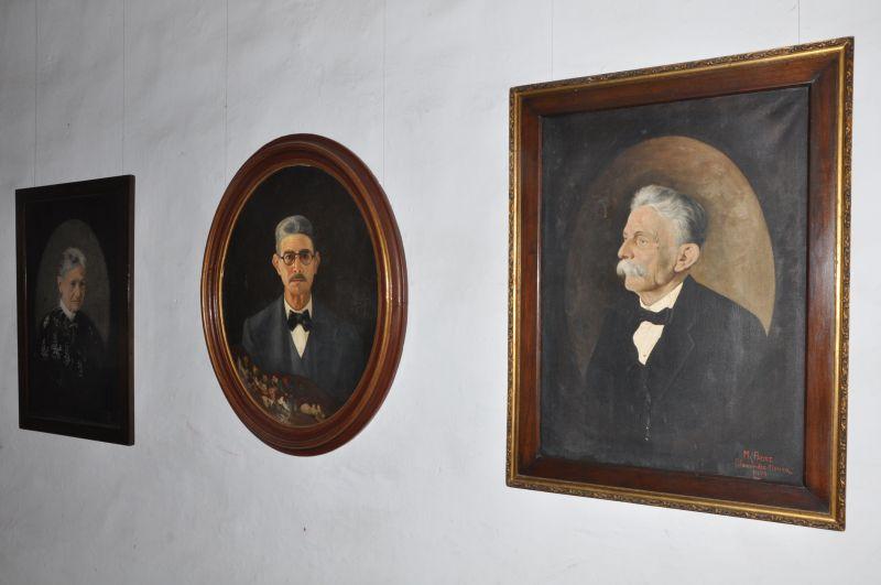 Oscar Fernández Morera, pintor, Sancti Spíritus