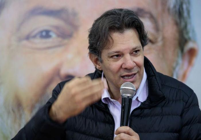brasil, elecciones, fernando addad