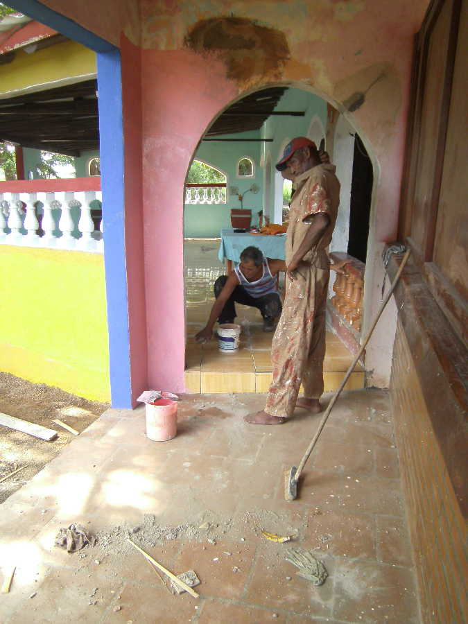 Alojamiento, La Chorrera, Trinidad