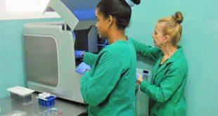 Salud, microbiología, Santa Clara