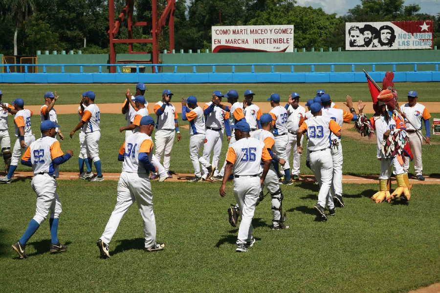 sancti spiritus, gallos 58 snb, serie nacional de beisbol, 58 snb