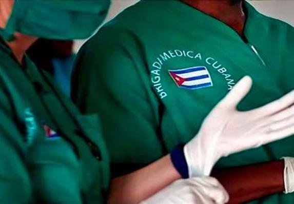 haiti, sismo, medicos cubanos
