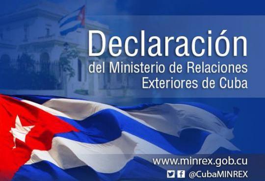 cuba, estados unidos, derechos humanos, naciones unidas, relaciones cuba-estados unidos, ministerio de relaciones exteriores