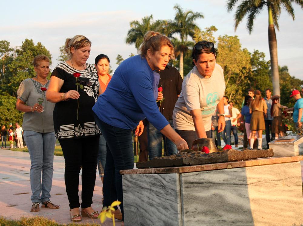 Camilo Cienfuegos, homenaje, Yaguajay