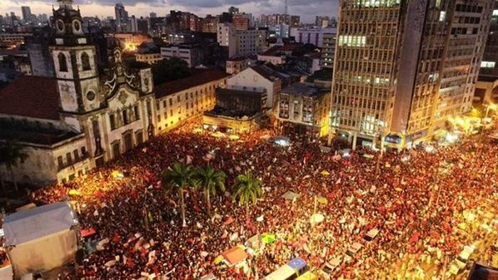brasil, elecciones, Bolsonaro, Haddad
