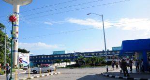 sancti spiritus, hospital provincial camilo cienfuegos, abasto de agua, acueducto