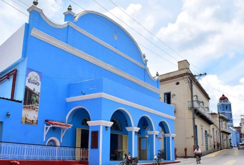 sancti spiritus, teatro principal, festival de la cancion pioneril
