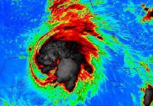 sancti spiritus, cuba, huracan, lluvias, tormenta tropical