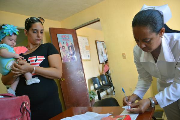 Cuba, vacunación, niños
