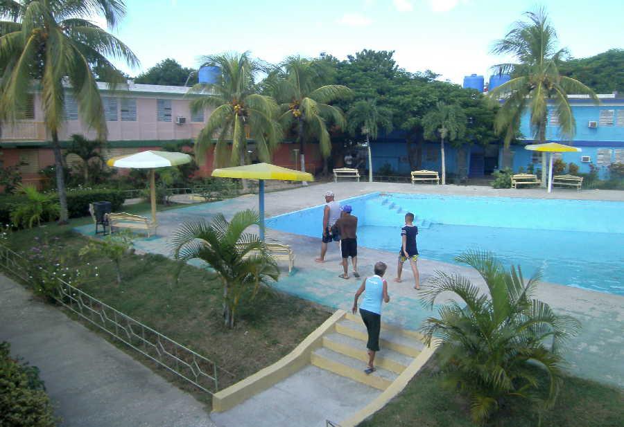 Vista al Mar, Trinidad, alojamiento