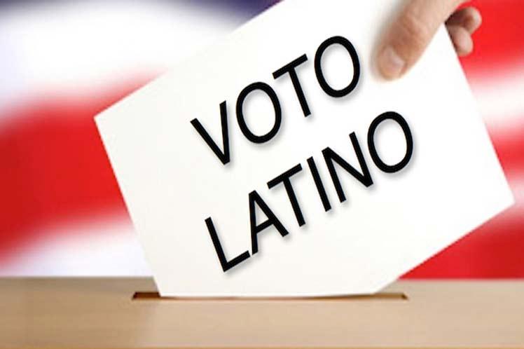 Estados Unidos, latinos, elecciones