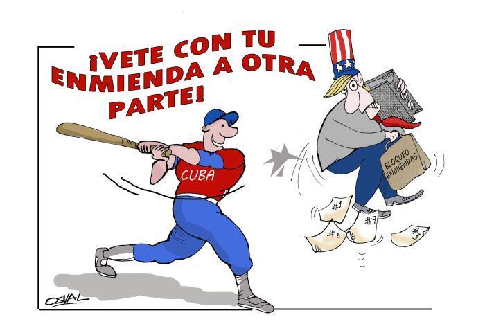 Rusia ratifica apoyo a Cuba ante bloqueo económico impuesto por EEUU