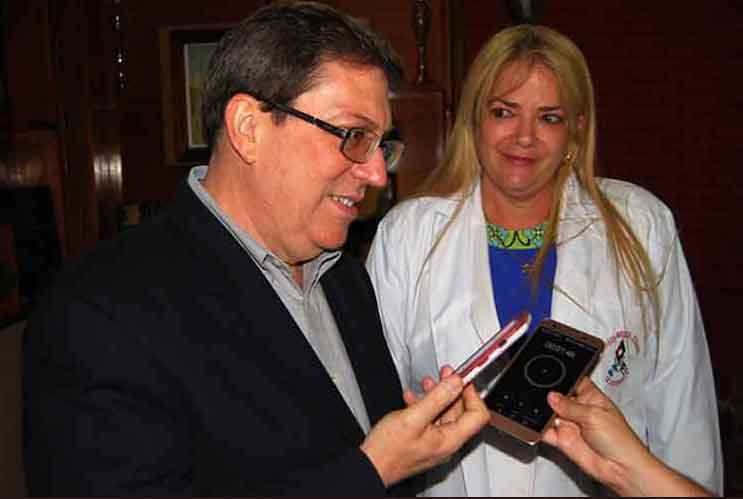 Cuba, Brasil, Minrex, Más Médicos