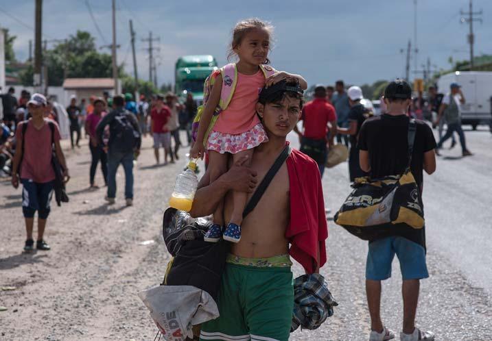 mexico, estados unidos, migrantes, centroamericanos, frontera estados unidos-mexico