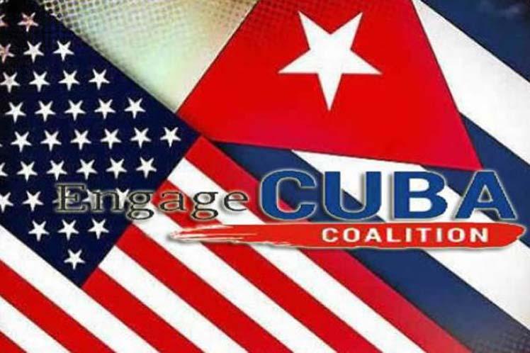 Engage Cuba, Estados Unidos, bloqueo