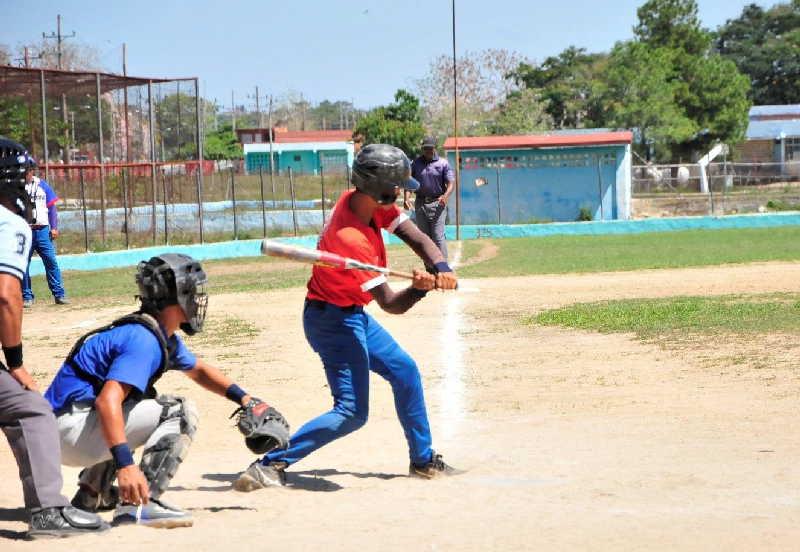 sancti spiritus, beisbol juvenil
