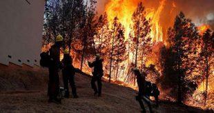 Estados Unidos, incendio, desastre natural