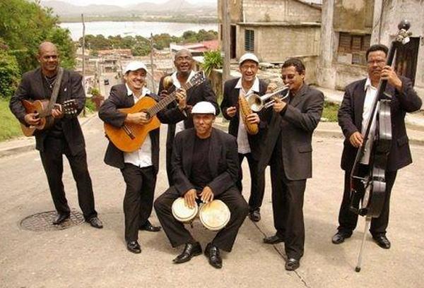 cuba, musica cubana, septeto santiaguero, granmy latino