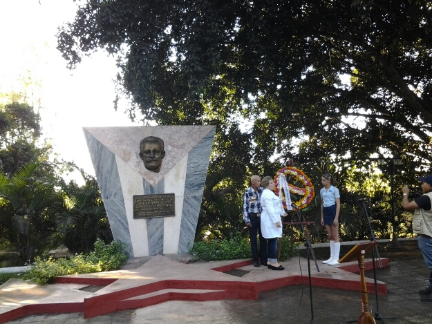 Serafín Sánchez, homenaje popular