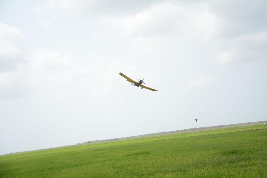 Aviación, Sur del Jíbaro, Sancti Spíritus