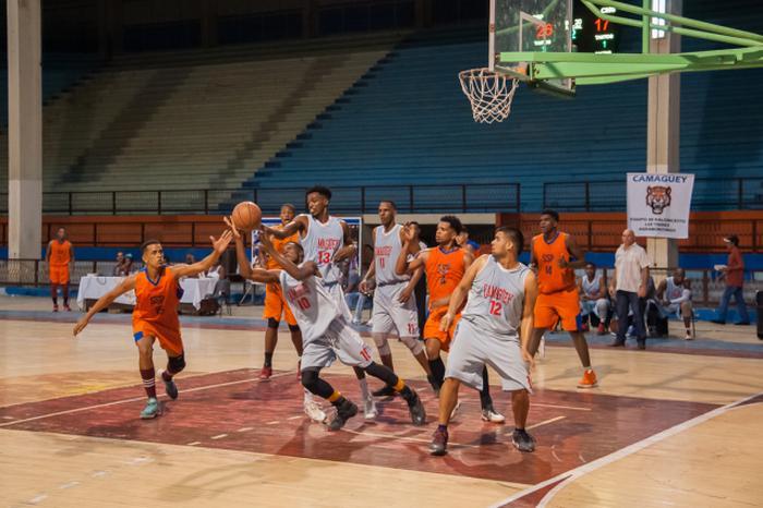 Otra barrida para el Baloncesto camagüeyano en Liga Superior (m)