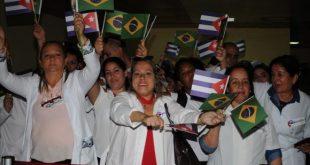 Cuba, Brasil, Más Médicos