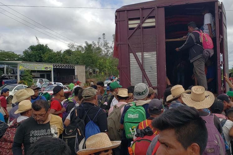 cuba, mexico, inmigrantes, migrantes, estados unidos