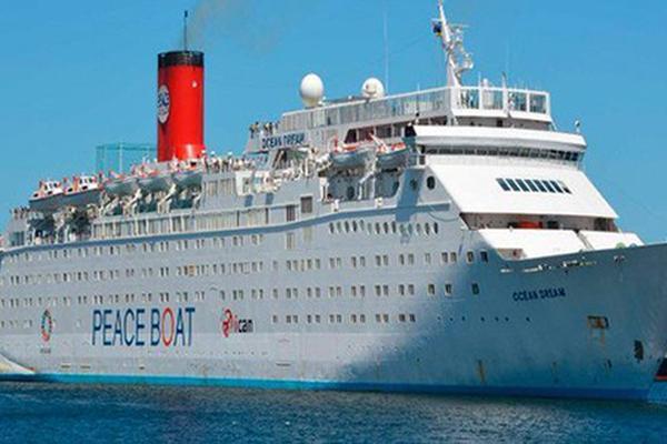 cuba, crucero por la paz