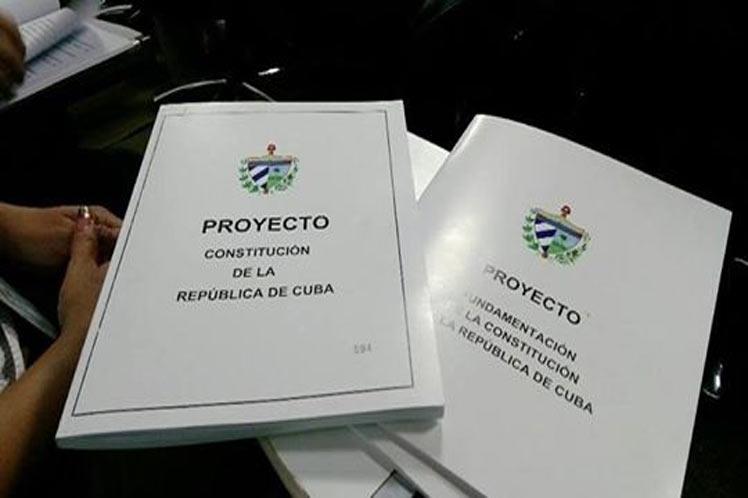 Cuba, Constitución, reforma