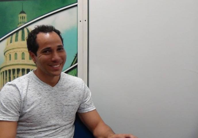cuba, cultura, television cubana, actor