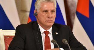 cuba, rusia, presidente de cuba en rusia, miguel diaz -canel, kiril