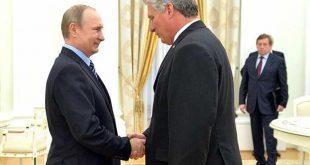 rusia, cuba, presidente de cuba en rusia