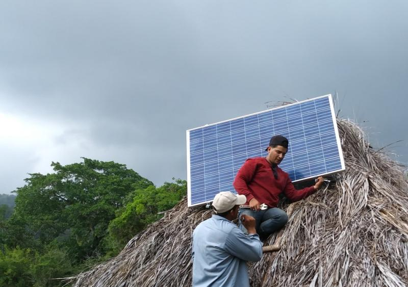 sancti spiritus, energia renovable,  fuentes renovables de energia