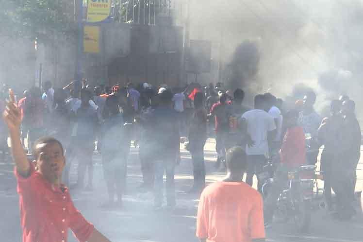 haiti, muertes