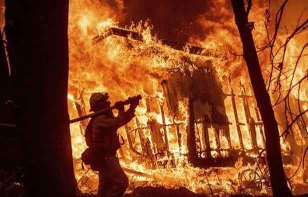 estados unidos, california, incendio