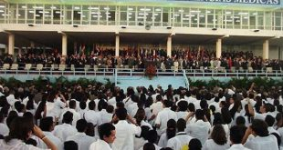 cuba, escuela latinoamericana de medicina