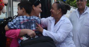 sancti spiritus, medicos cubanos, mas medicos, brasil