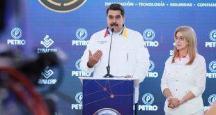 Nicolás Maduro, Petro, Venezuela