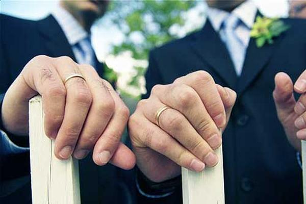 problema constitucional para el matrimonio gay