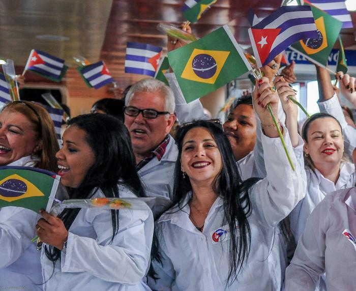 Cuba, Brasil, mas médicos, médicos cubanos