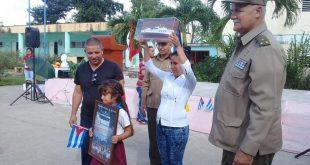 sancti spiritus, yaguajay, concurso amigos de las far, fuerzas armadas revolucionarias