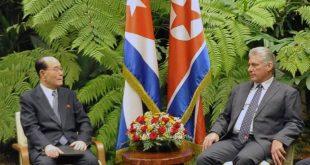 Cuba, RPDC, Díaz-Canel