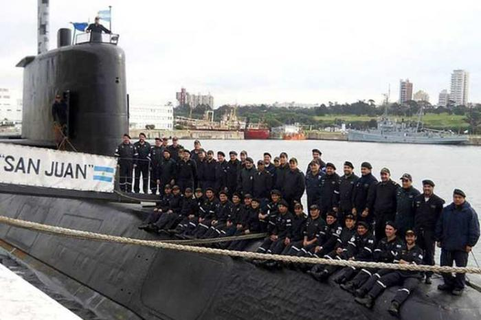 argentina, submarino ara san juan